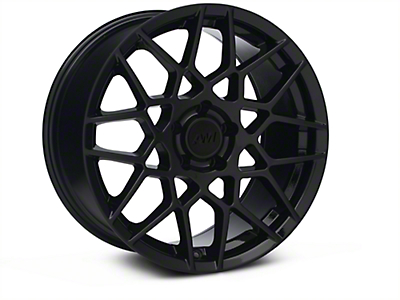2013 GT500 Style Gloss Black Wheel - 18x9 (05-14 All)