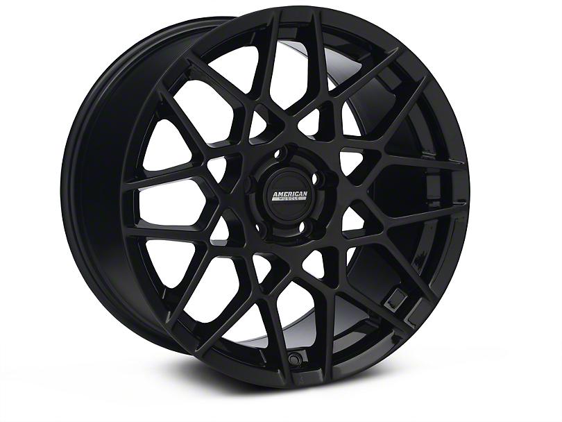 2013 GT500 Style Gloss Black Wheel - 18x10 (05-14 All)
