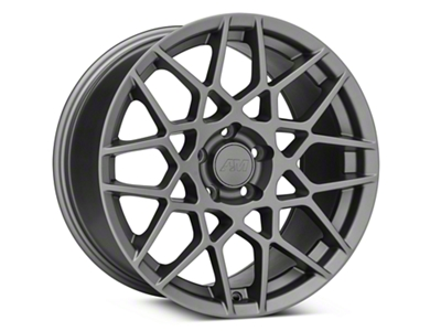 2013 GT500 Style Charcoal Wheel - 18x10 (05-14 All)