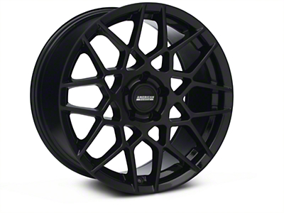 2013 GT500 Gloss Black Wheel - 19x8.5 (94-04 All)