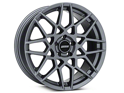 2013 GT500 Charcoal Wheel - 19x8.5 (94-04 All)