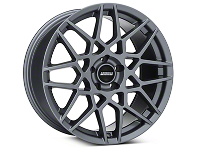 Charcoal 2013 Style GT500 Wheel - 19x9.5 (05-14 All)