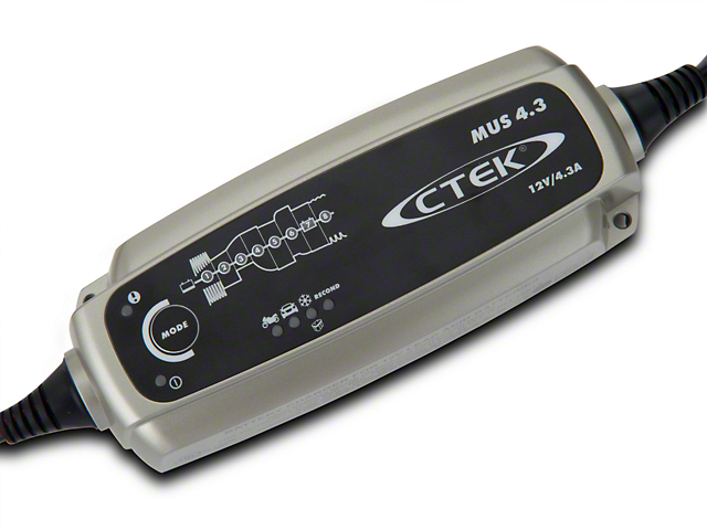 CTEK 4.3 Multi-Purpose Battery Charger (79-16 All)