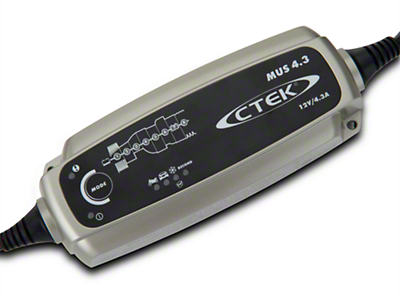 CTEK 4.3 Multi-Purpose Battery Charger (79-14 All)