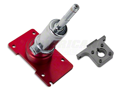 Shifter and Bracket - MT-82 (11-14 GT, V6)