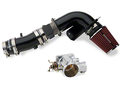 SR Performance CAI and 70mm Throttle Body (94-95 5.0L)