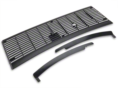 Cowl Vent Grille and Lower Windshield Trim Kit (83-93 All)