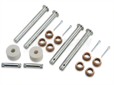 Door Hinge Pin and Roller Kit (82-93 All)
