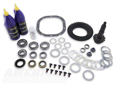 Ford Racing 4.10 Gears and Install Kit (05-14 V8; 11-14 V6)