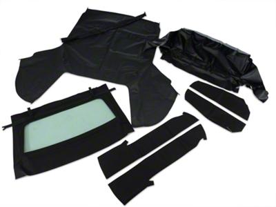 Convertible Top Kit - Black (91-93 All)