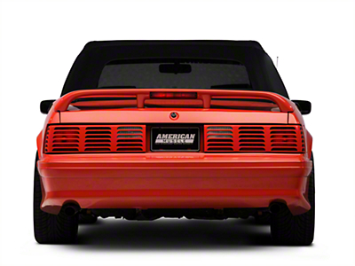 Replacement GT Style Tail Light Lens - Pair (87-93 All)