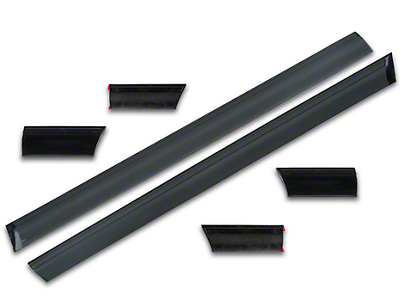 LX Side Body Molding - 6 Piece Kit (87-93 LX)