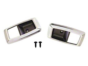 Chrome Inner Door Handle Bezel Kit (79-93 All)