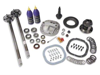 8.8 in. 31 Spline Axle and 3.73 Gear Upgrade Kit - 5 Lug (86-93 5.0L)