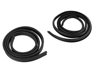 Sunroof Weatherstrip 2-Piece Kit (79-93 All)