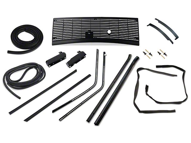 OPR Exterior Restoration Kit - Coupe (87-93 All)