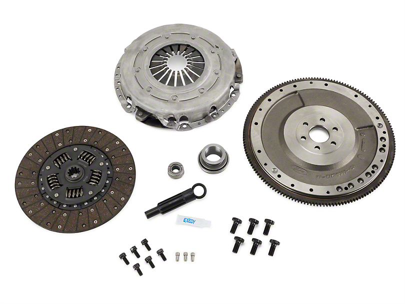 Exedy Mach 350 Stage 1 Clutch Master Kit (86-95 5.0L)