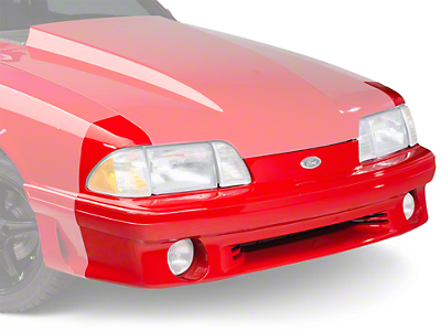 Front Bumper Cover and Headlight Kit (87-93 GT)