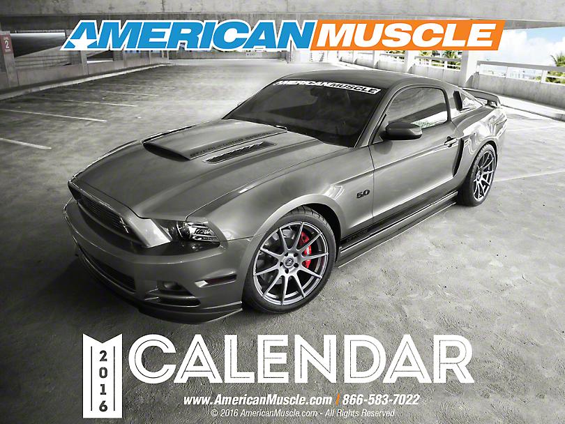 AM 2016 Calendar