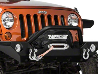Add Barricade Winch Cover