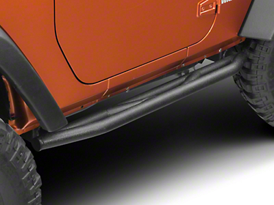 Barricade Rock Sliders (07-16 Wrangler JK 2 Door)