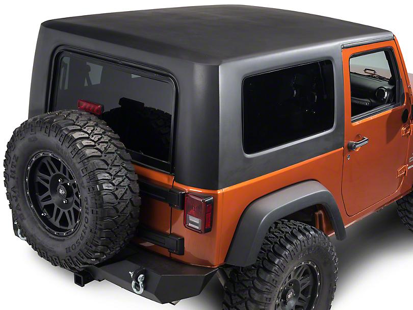 rally tops 1 piece wrangler hardtop xtr wranglerjk2dr 07. Black Bedroom Furniture Sets. Home Design Ideas