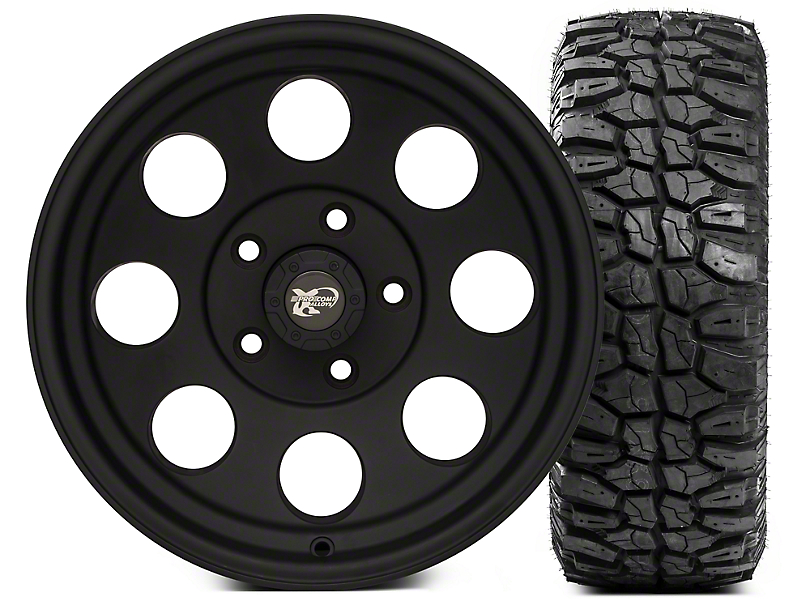 Pro Comp Series 7069 15x8 and Extreme M/T 33x12.5x15 ...