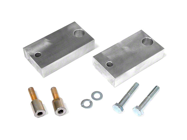 Rough Country 1 in. Motor Mount Lift Kit (87-06 Wrangler YJ & TJ)