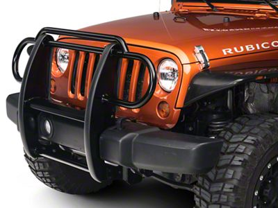Grille Guard - Gloss Black