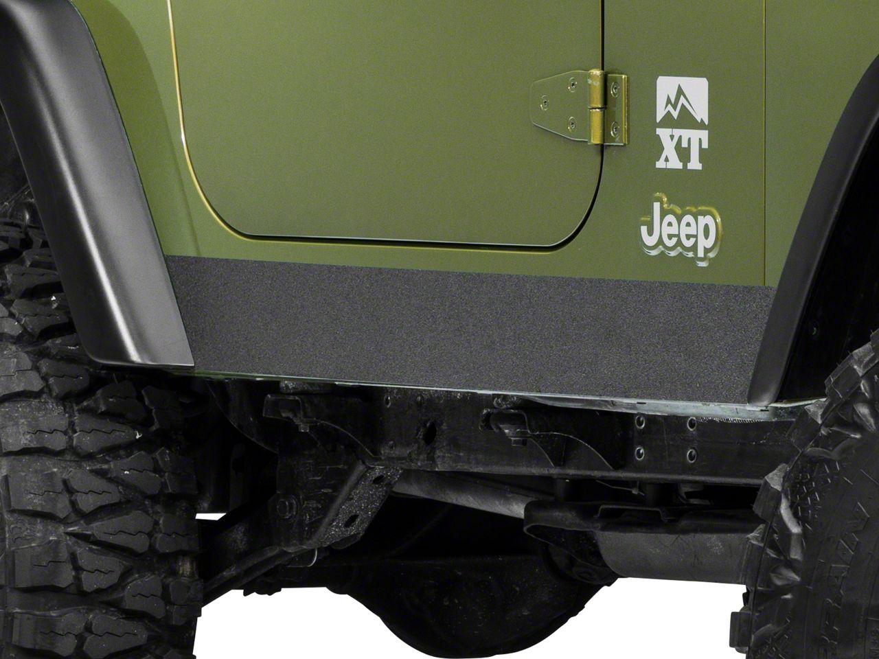 Barricade Wrangler Rocker Body Shield Decal J100946 97 06