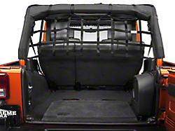 Dirty Dog 4x4 Wrangler Trench Cover J4tr07r1bk 07 17