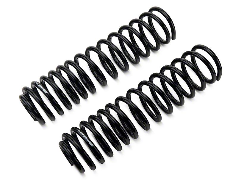 synergy wrangler front 1-2 5 in  lifted coil spring pair 8063-10  97-17 wrangler tj  u0026 jk