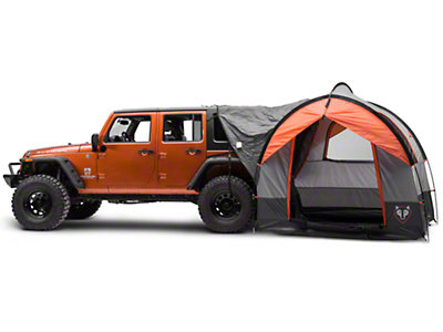Rightline Gear Wrangler Gear Tent With Vehicle Attachment