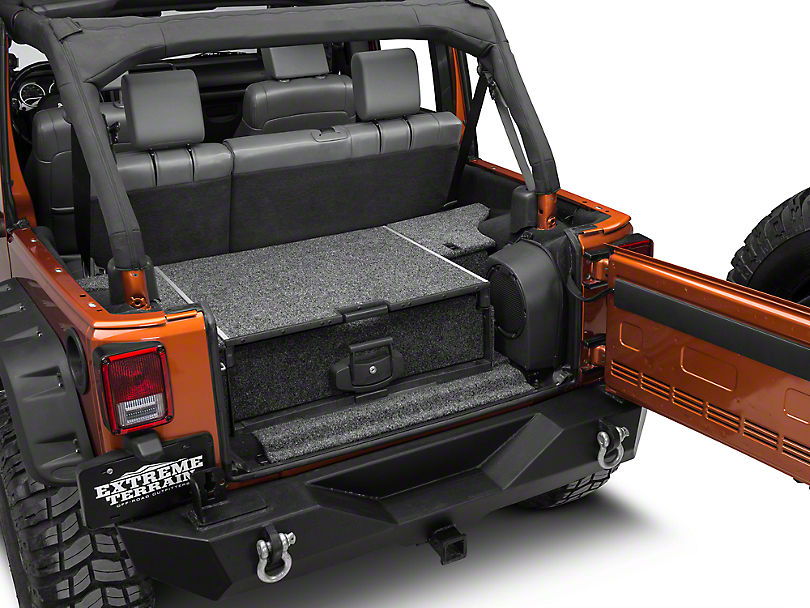 Arb Wrangler Rolling Storage Drawer 5012010 07 17