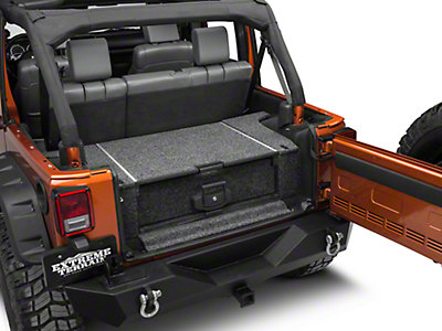 arb wrangler rolling storage drawer 5012020 07 16 wrangler jk 4 door w carpet rear trim. Black Bedroom Furniture Sets. Home Design Ideas