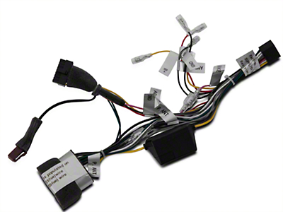 Raxiom Navigation Premium Sound Wire Harness (07-17 All)