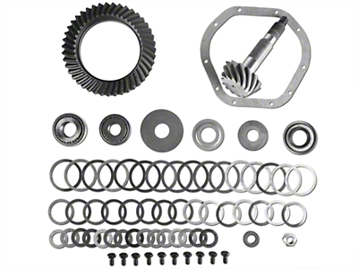 Dana Spicer Rear Dana 44 Ring & Pinion Gear Set, 3.31 (88-95 Wrangler YJ)