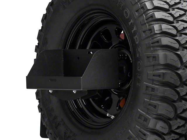 Morryde Wrangler Jerry Can Tall Spare Tire Mount Jp54 005