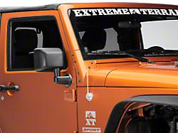 Drake Off Road Wrangler Short Black Aluminum Antenna Jp