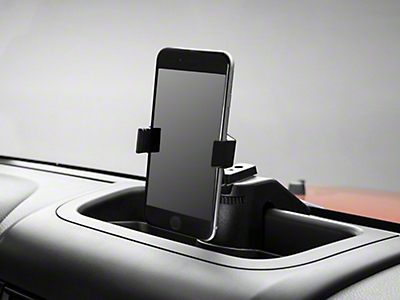 Rugged Ridge Dash Multi-Mount System and Phone Kit (11-16 Wrangler JK)