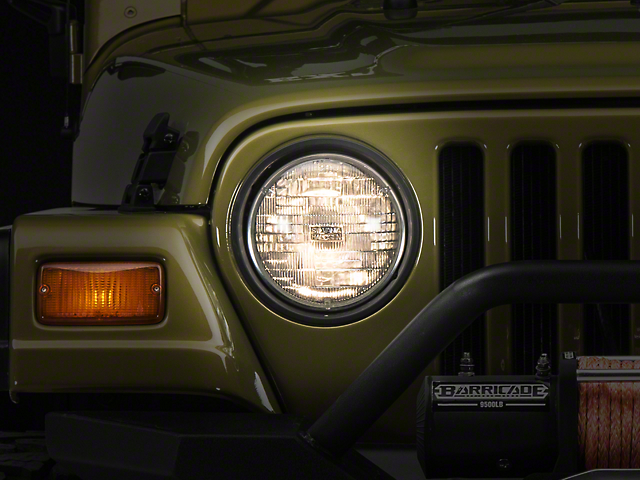 Raxiom Headlight LED Conversion Bulb Kit (97-06 Wrangler TJ)