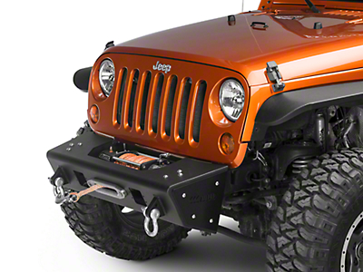 Addictive Desert Designs Stealth Fighter Front Bumper (07-17 Wrangler JK)