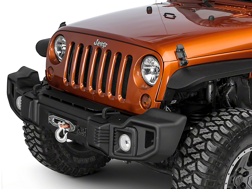 rugged ridge wrangler spartacus front bumper 07 17 wrangler. Cars Review. Best American Auto & Cars Review