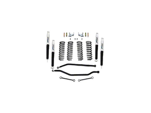 Pro Comp 3.5 in. Wrangler Lift Kits w/ES9000 Shocks K3102B