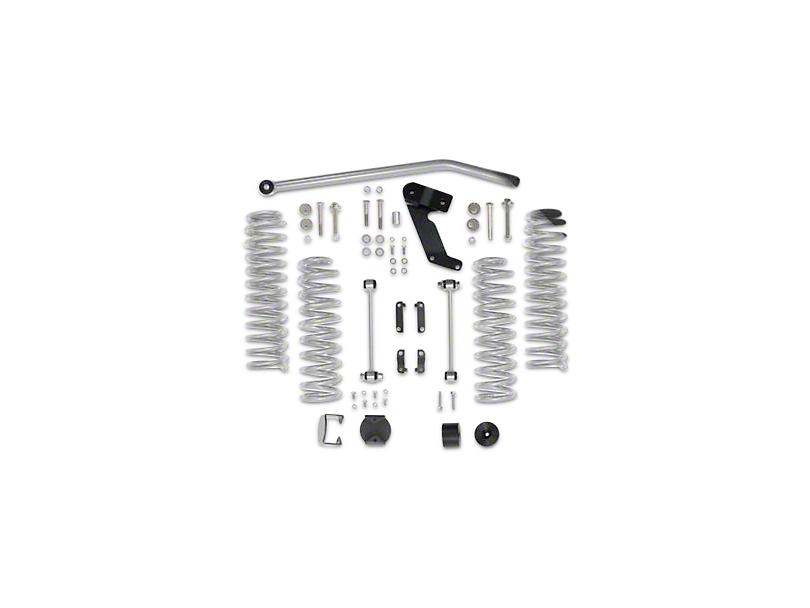 Rubicon Express Wrangler 3.5 in. Lift Kit RE7143 (07-17