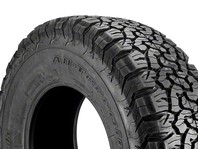 bf goodrich all terrain ta ko2 wrangler tire 35x12 5r17. Black Bedroom Furniture Sets. Home Design Ideas