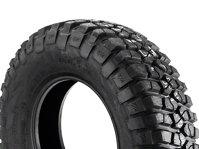 bf goodrich wrangler mud terrain ta k02 tire 265 75r16. Black Bedroom Furniture Sets. Home Design Ideas