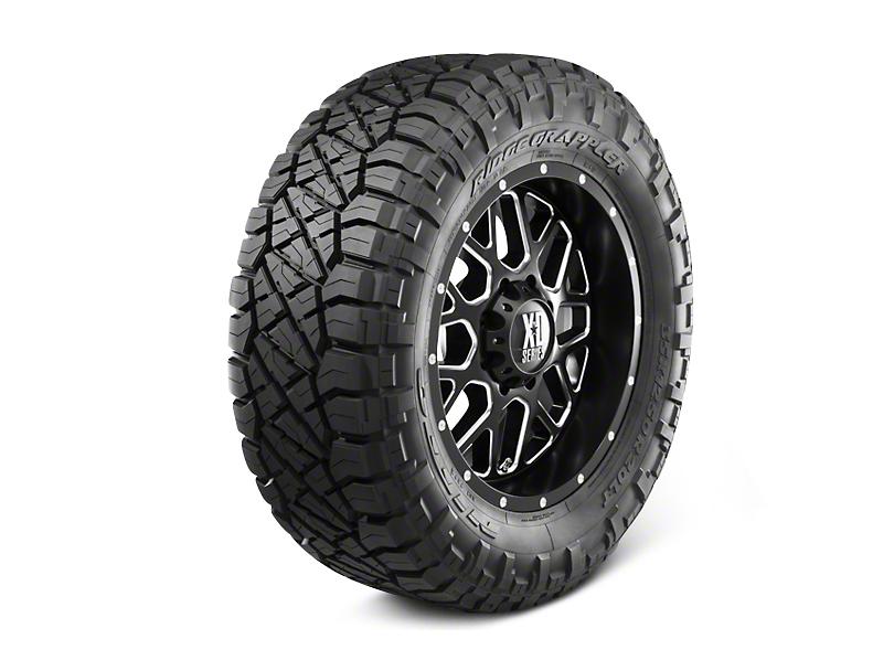 Nitto Wrangler Ridge Grappler Tire 295 55 20 217220