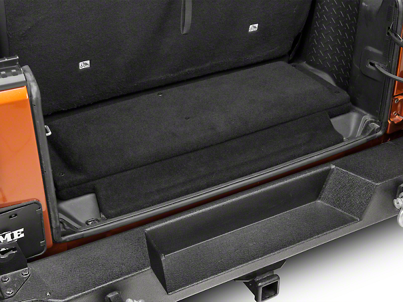 Jl Audio Wrangler Stealthbox Subwoofer W Cargo Area
