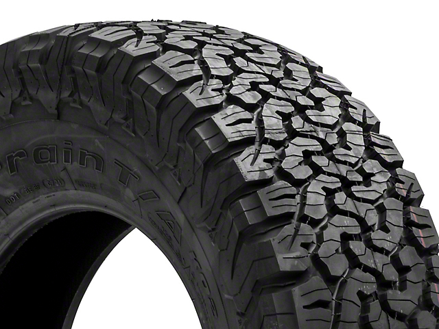 BF Goodrich All-Terrain T/A KO2 (15 in., 16 in., 17 in., 18 in., 20 in.)